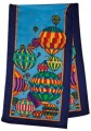 Balloons scarf 40 x 150cm Hab 8mm