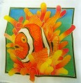 Nemo clown fish hanky