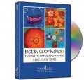 Batik Workshop DVD - fun with paper and fabric by Rosi Robinson