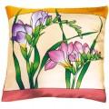 Freesia cushion cover 40 x 40 cm
