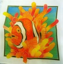 Nemo clown fish hanky