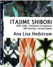 Itajime clamp resist how to DVD by AnaLisa Hedstrom @Silksational