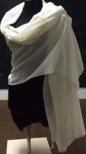 Cashmere wrap at Silksational