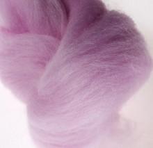 Pearl merino wool top