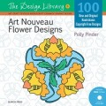 The Design Library - Art Nouveau Flower Designs