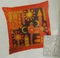 City cushion cover 40 cm x 40 cm