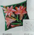 Etamines  cushion cover 40 cm x 40 cm