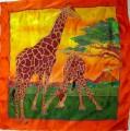 Safari scarf 110 cm x 110 cm P5