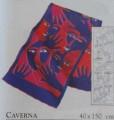 Caverna scarf 40 cm x 150 cm