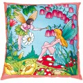Fairies cushion cover 40 x 40 cm