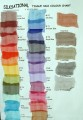 Tissue Felting Silk 3.5mm dyed