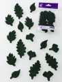 Prefelt cut shapes Leaves Fir