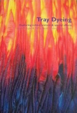 Tray dyeing at Silksational