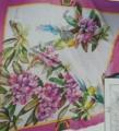 Souvenir scarf 90 cm x 90 cm P5